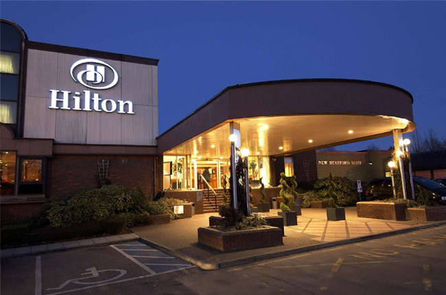 Our story Hilton small night