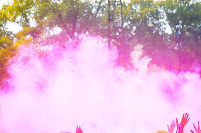 Our story Pink run